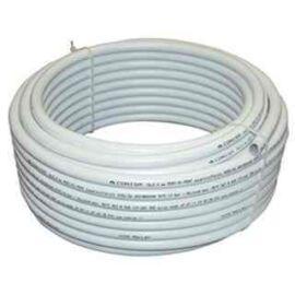 Ötrétegű  műanyag cső ¤16x2 ezüst Pipelife 200 fm/ tekercs ( padlófűtéshez )