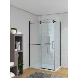 Kolpa San Virgo UNI TK 120x90, felső sínrendszerű,tolóajtós zuhanykabin (513200)