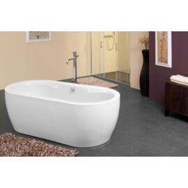 Kolpa San Siris-FS 178x88 szabadon álló akril fürdőkád FEHÉR (535570)