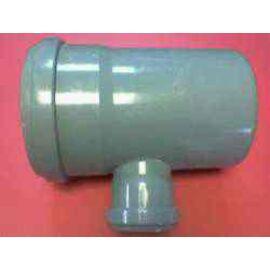 PVC T-IDOM 90° 110/ 50