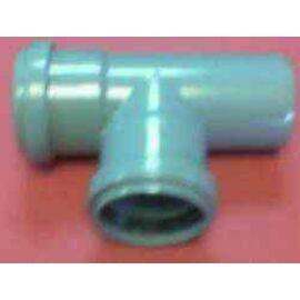 PVC T-IDOM 90°  32/ 32