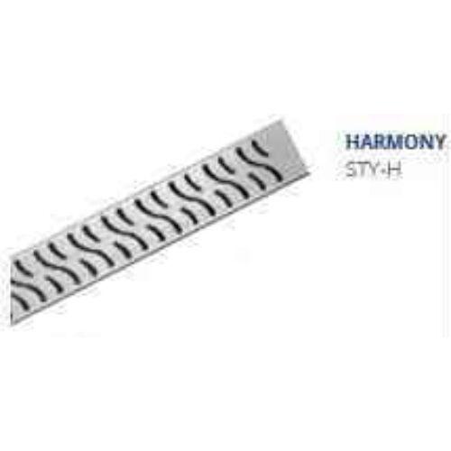 Styron zuhanyfolyóka Harmoni 1000mm