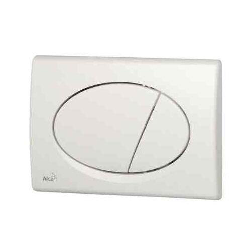 Alcaplast falon belüli wc-hez nyomólap fehér