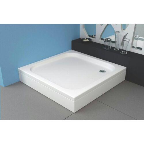 Kolpa San Trin 90x90 szögletes akril zuhanytálca beépíthető (754810)