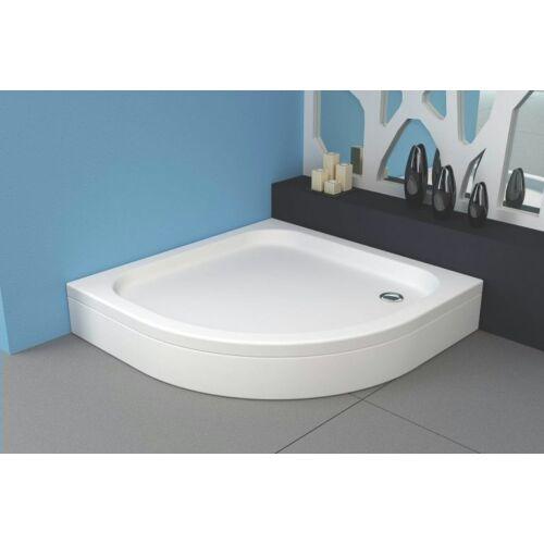 Kolpa San Ontex 80x80 íves akril zuhanytálca előlapos (755140)