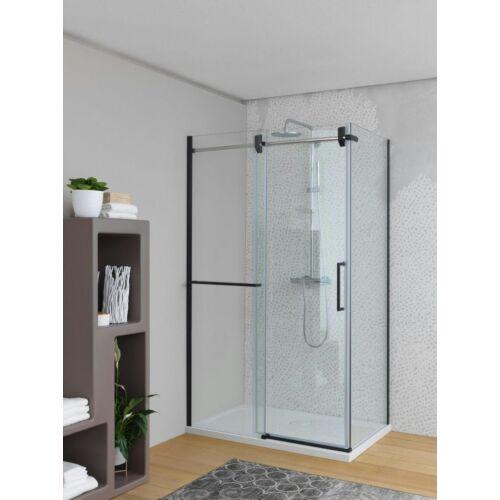 Kolpa San Virgo UNI TK 120x80,felső sínrendszerű,tolóajtós zuhanykabin (513170)
