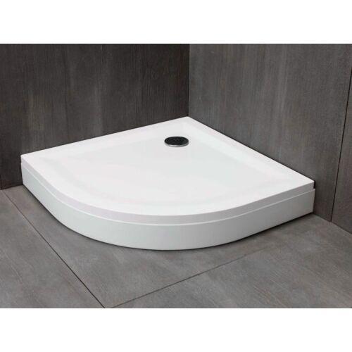 Kolpa San Macarena 90x90 öntött márvány zuhanytálca előlapos (534600)