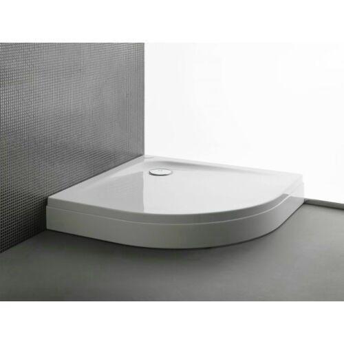 Kolpa San Evelin Tray R 80x80 akril zuhanytálca (593300)
