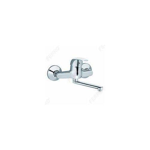 Ferro Vasto mosogató/ mosdó csaptelep fali 20cm-es elálással