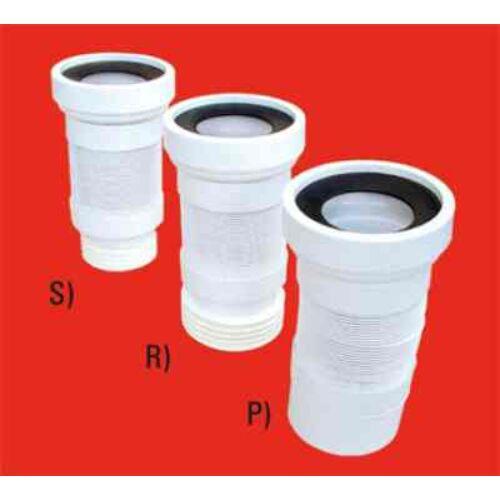 McAlpine WC flexi csatlakozó 110-es /21x41cm/