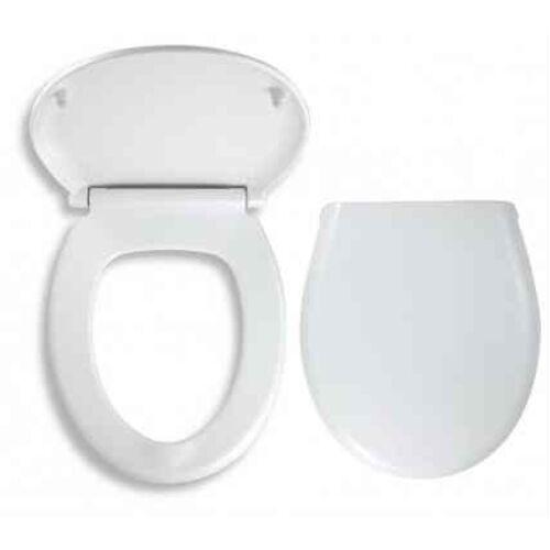 WC ülőke Styron- póker műanyag fehér