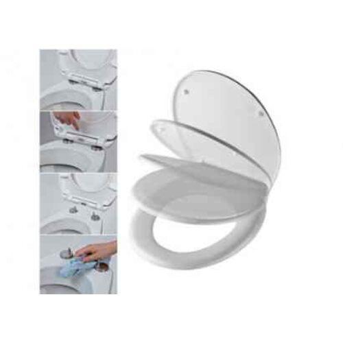 WC ülőke duroplast lecsapódás gátlós